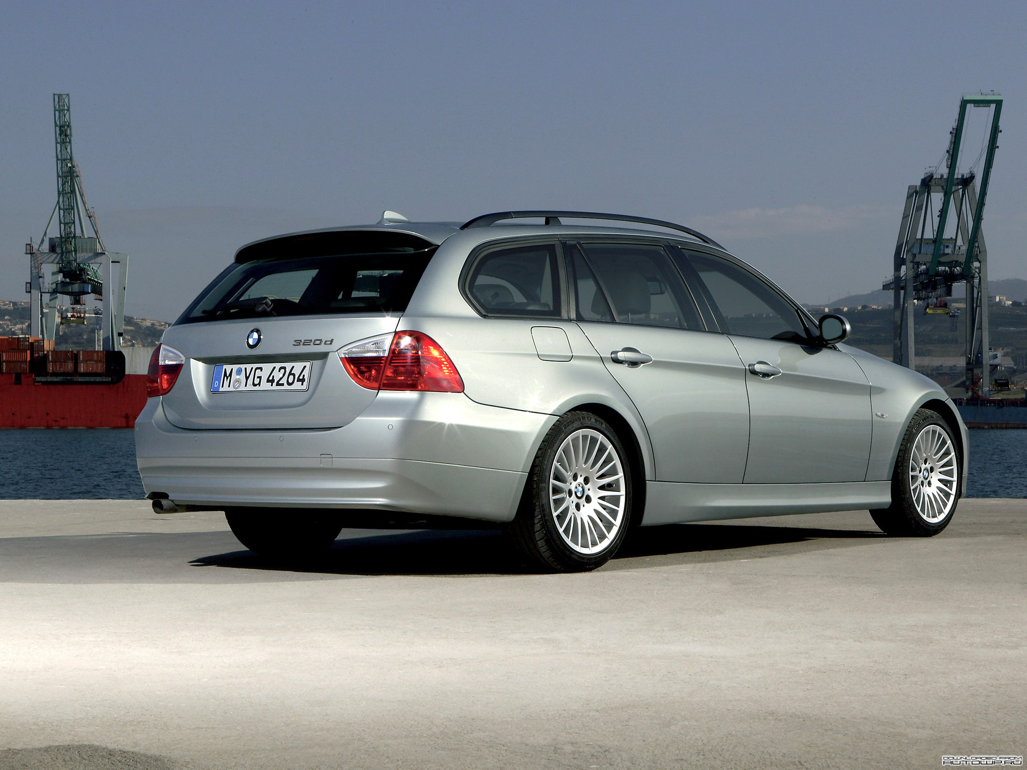 bmw 3 series e91 touring picture 62981 bmw photo gallery. Black Bedroom Furniture Sets. Home Design Ideas