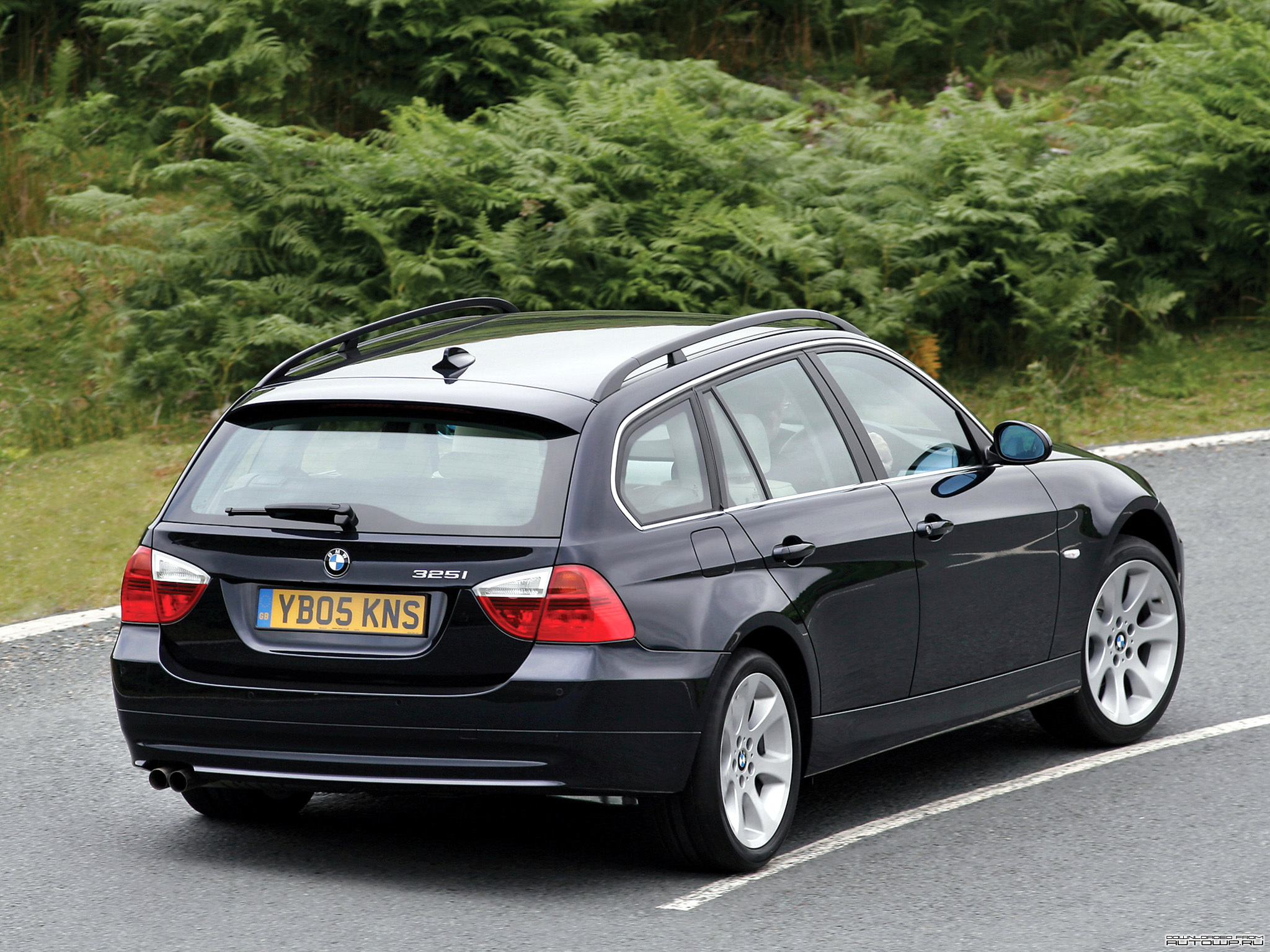 Bmw 3 Series E91 Touring Photos Photogallery With 61