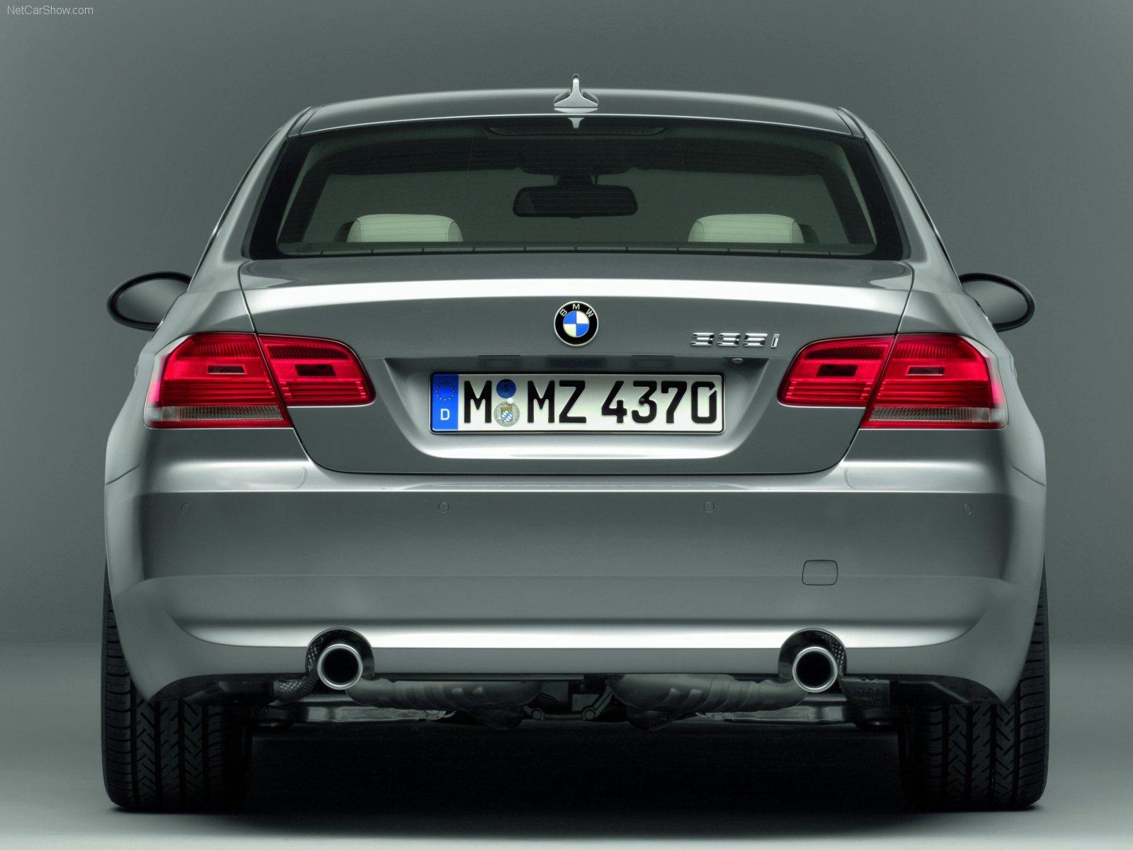 BMW 3 Series E92 Coupe Photo 61682