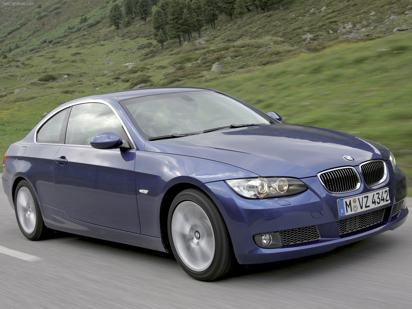bmw 3 series e92 coupe picture 61712 bmw photo gallery. Black Bedroom Furniture Sets. Home Design Ideas