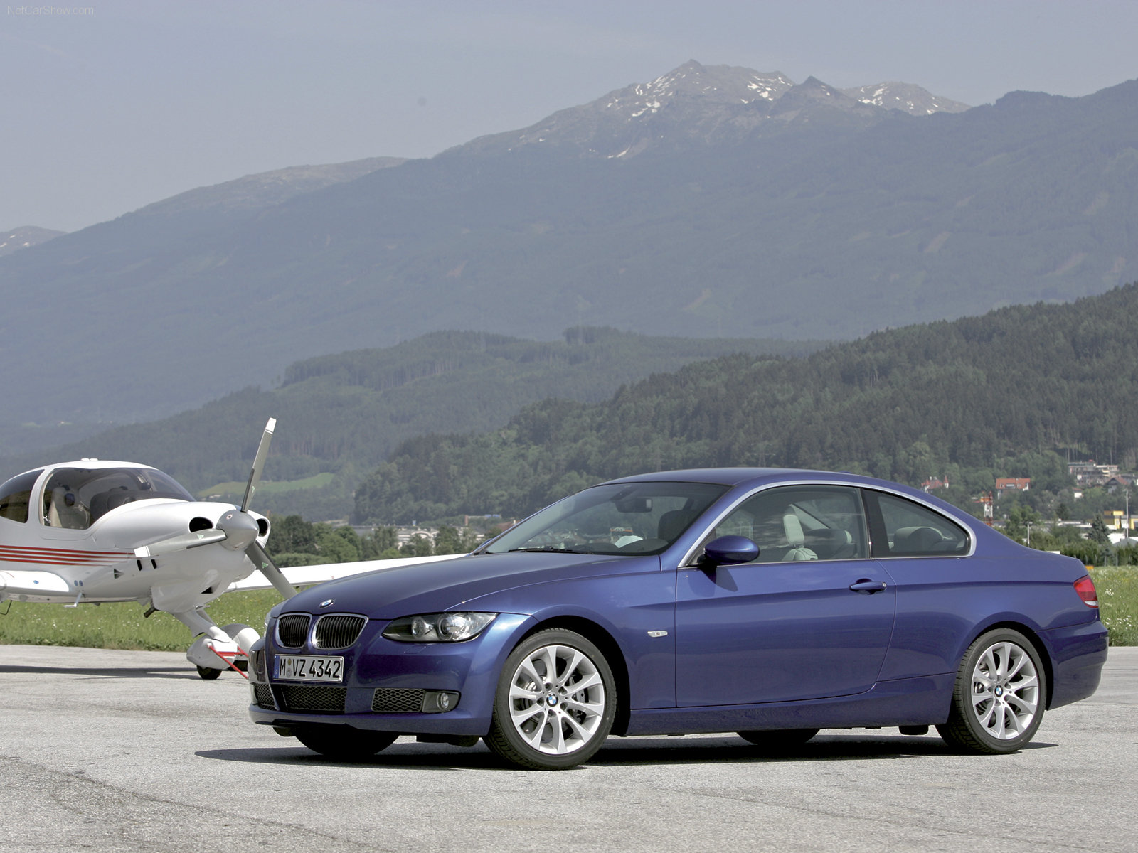 BMW 3-series E92 Coupe photo 61722