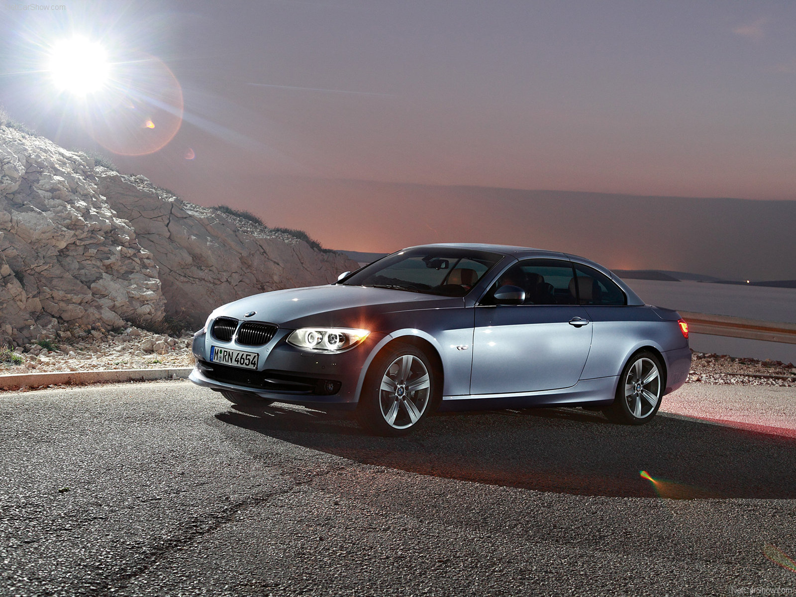 BMW 3-series E93 Convertible photo #70697