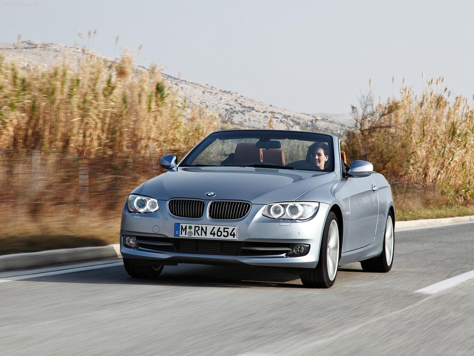 BMW 3-series E93 Convertible photo 70700