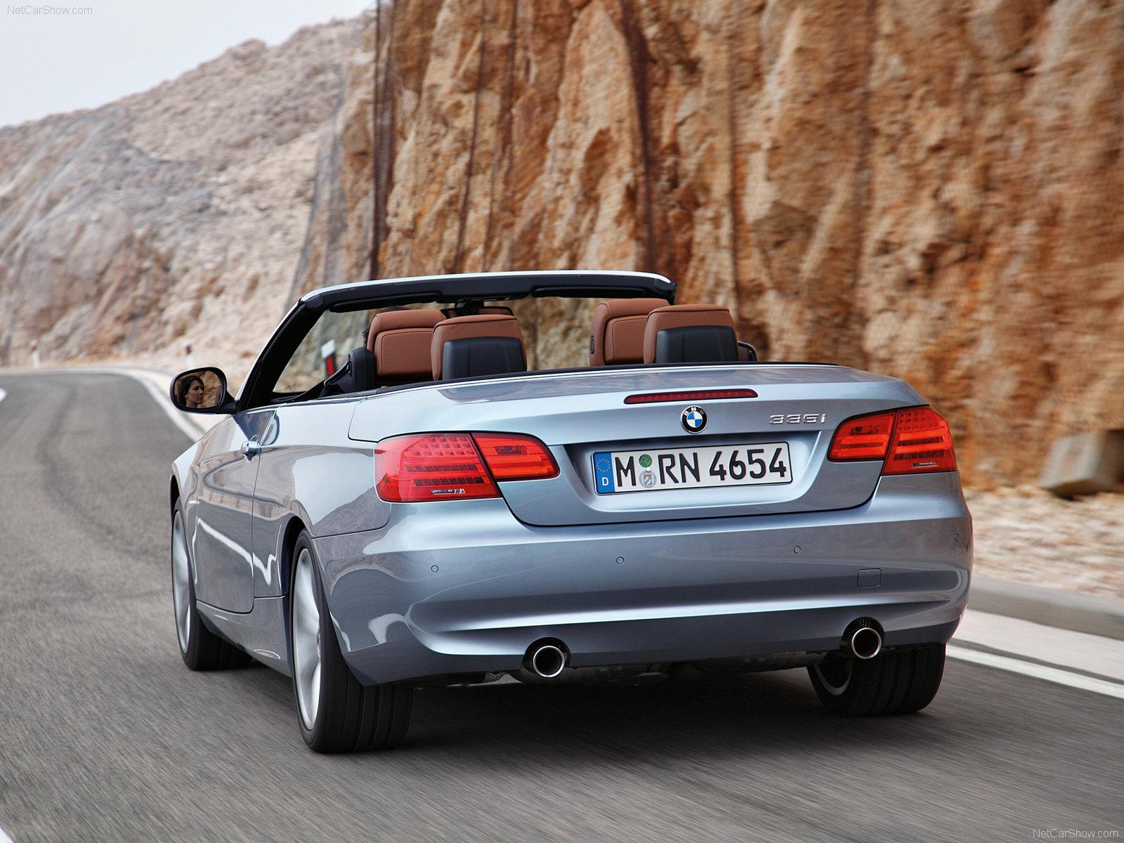 BMW 3-series E93 Convertible photo 70704
