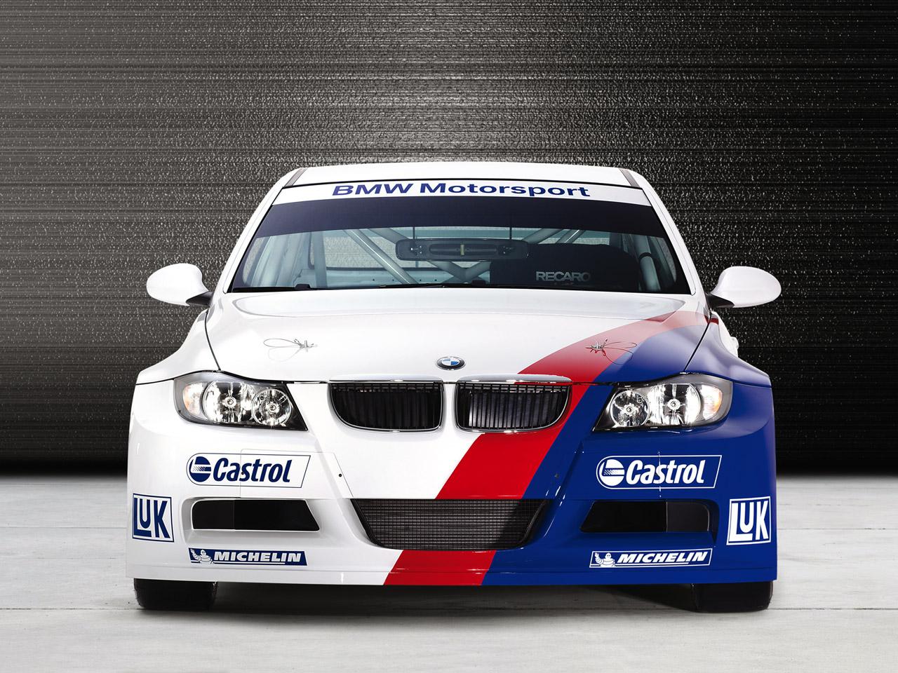 BMW 3-series WTCC photos - PhotoGallery with 11 pics| CarsBase.com