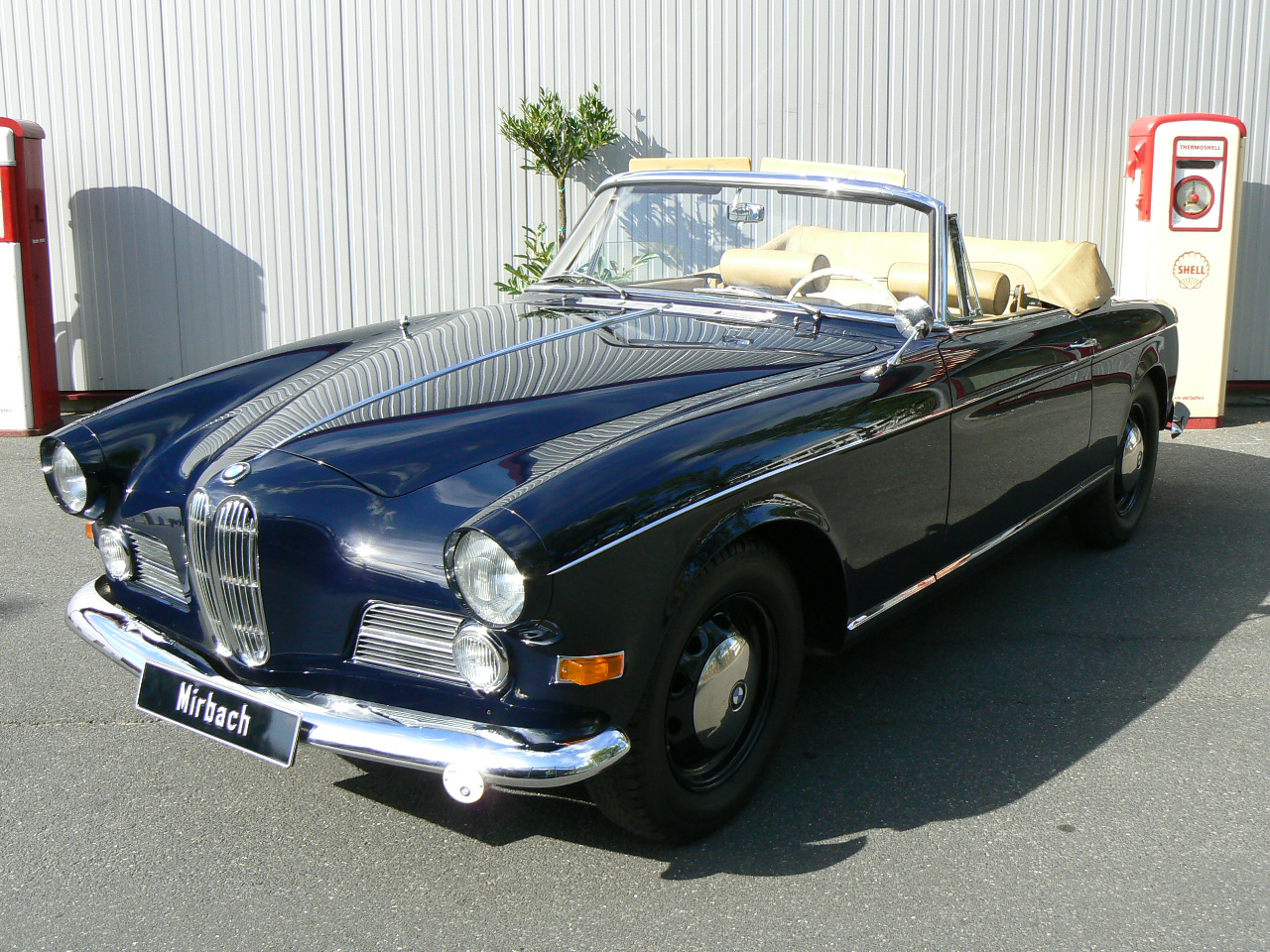 Bmw 503 Cabriolet Photos Photogallery With 11 Pics Carsbase Com