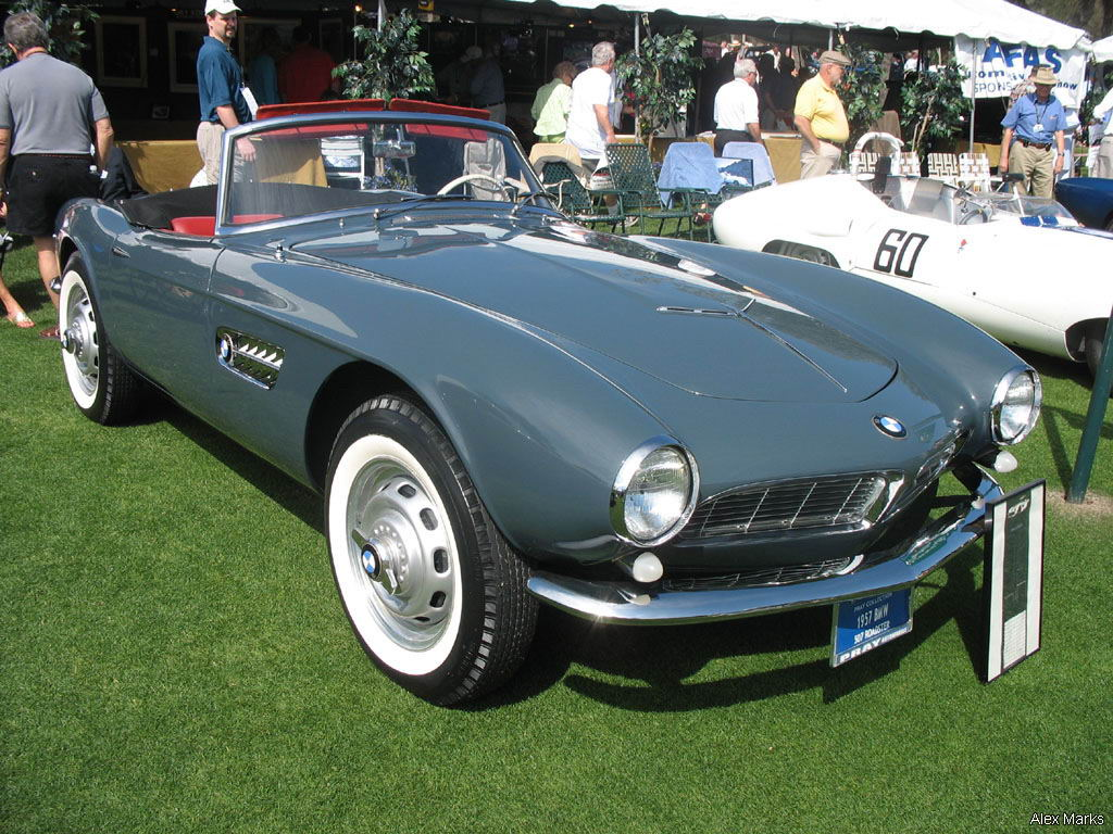 Bmw 507 Photos Photogallery With 19 Pics Carsbase Com