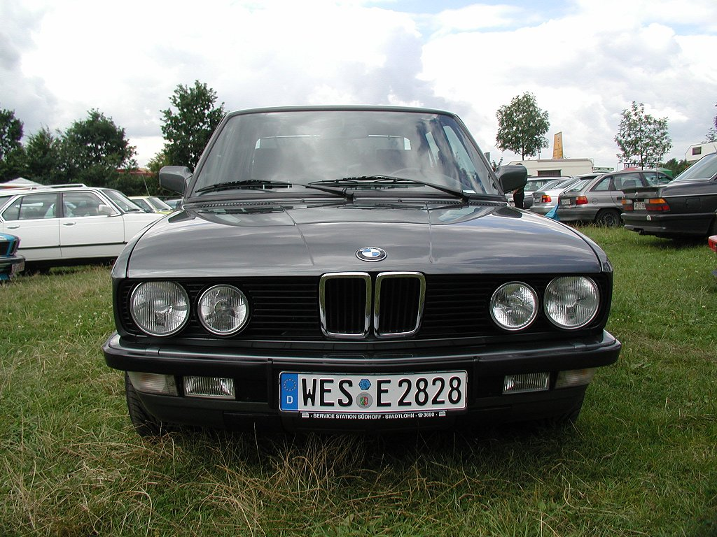 1981 bmw 528i automatic e28 related infomation