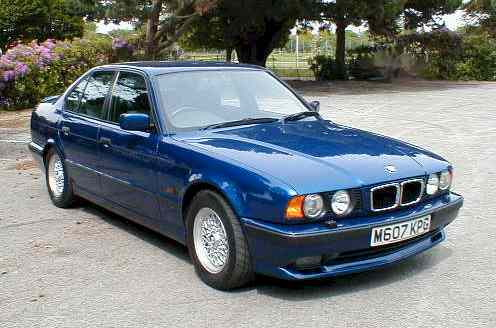 bmw 5 series e34 photos photogallery with 13 pics. Black Bedroom Furniture Sets. Home Design Ideas