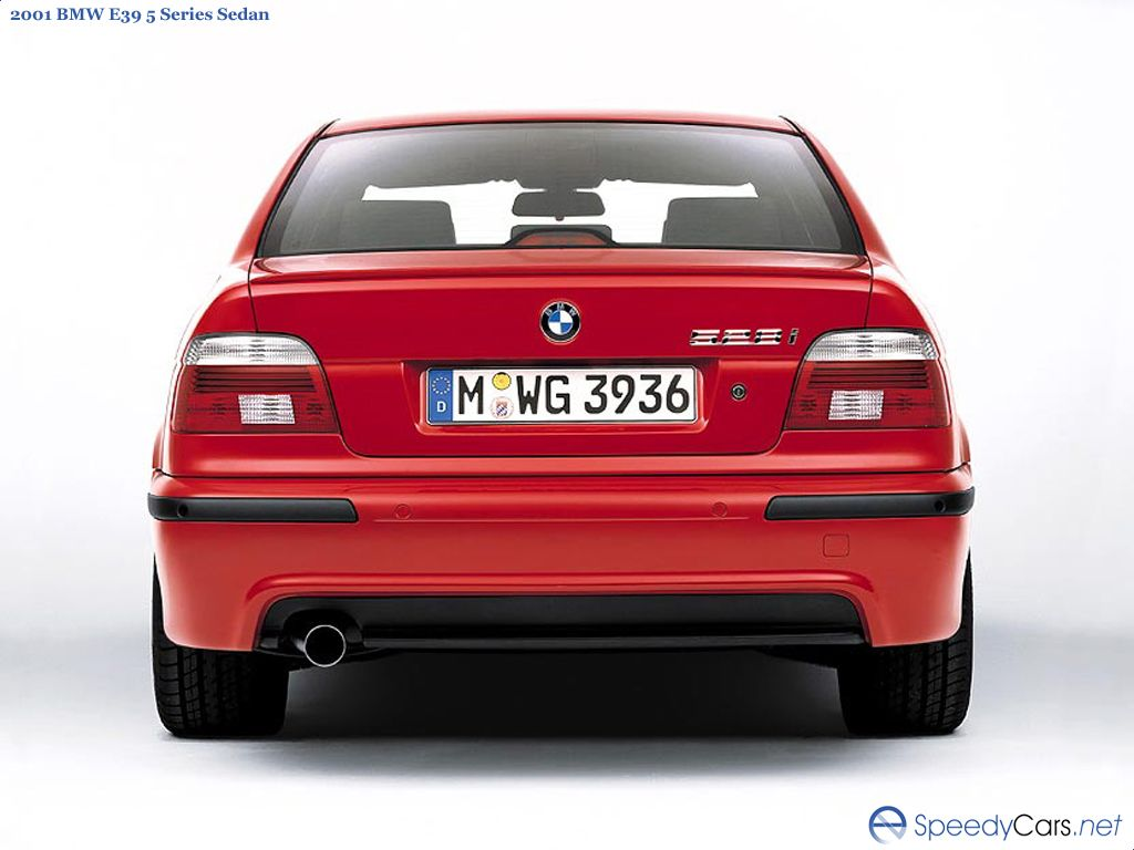 bmw 5 series e39 photos photogallery with 14 pics. Black Bedroom Furniture Sets. Home Design Ideas