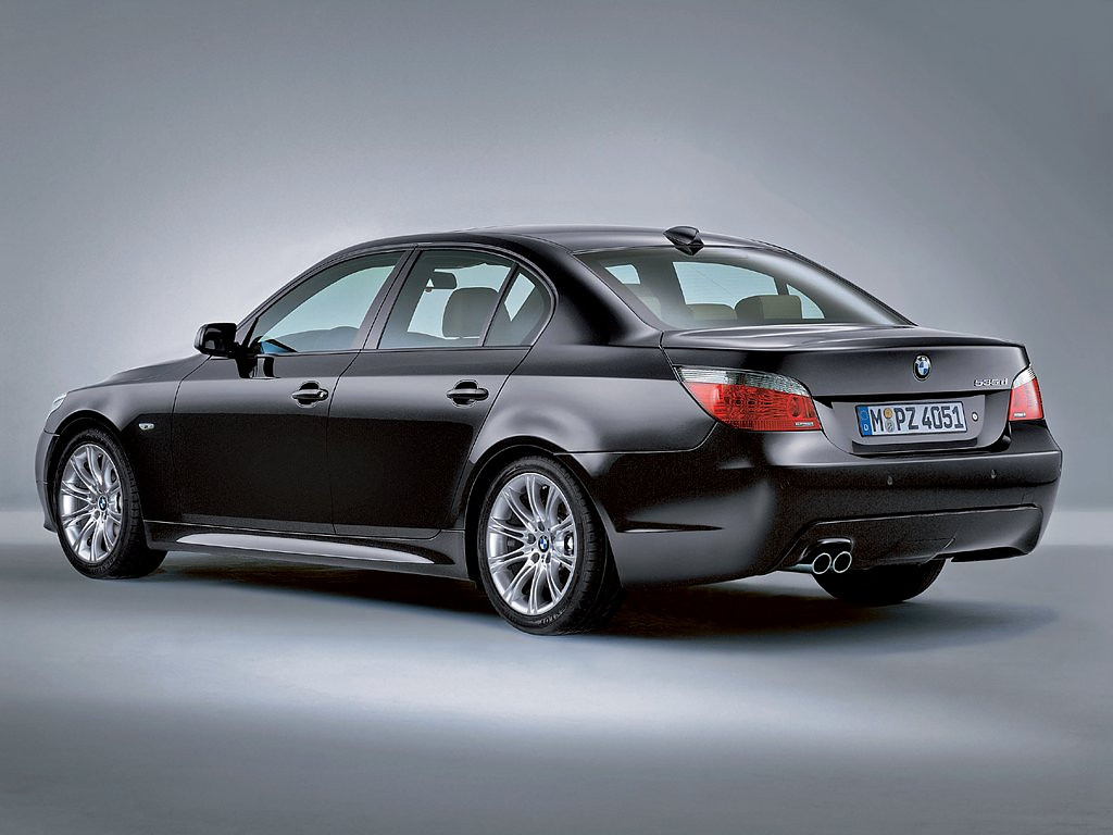 Bmw 5 Series E60 Photos Photogallery With 9 Pics