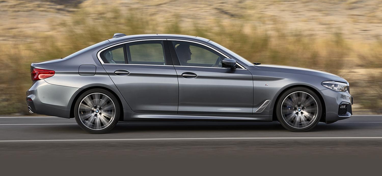BMW 5-series photo 170316