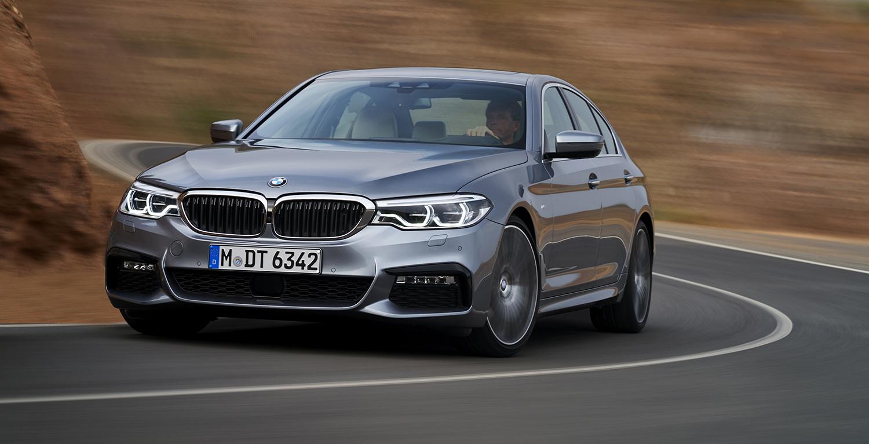 BMW 5-series photo 170319