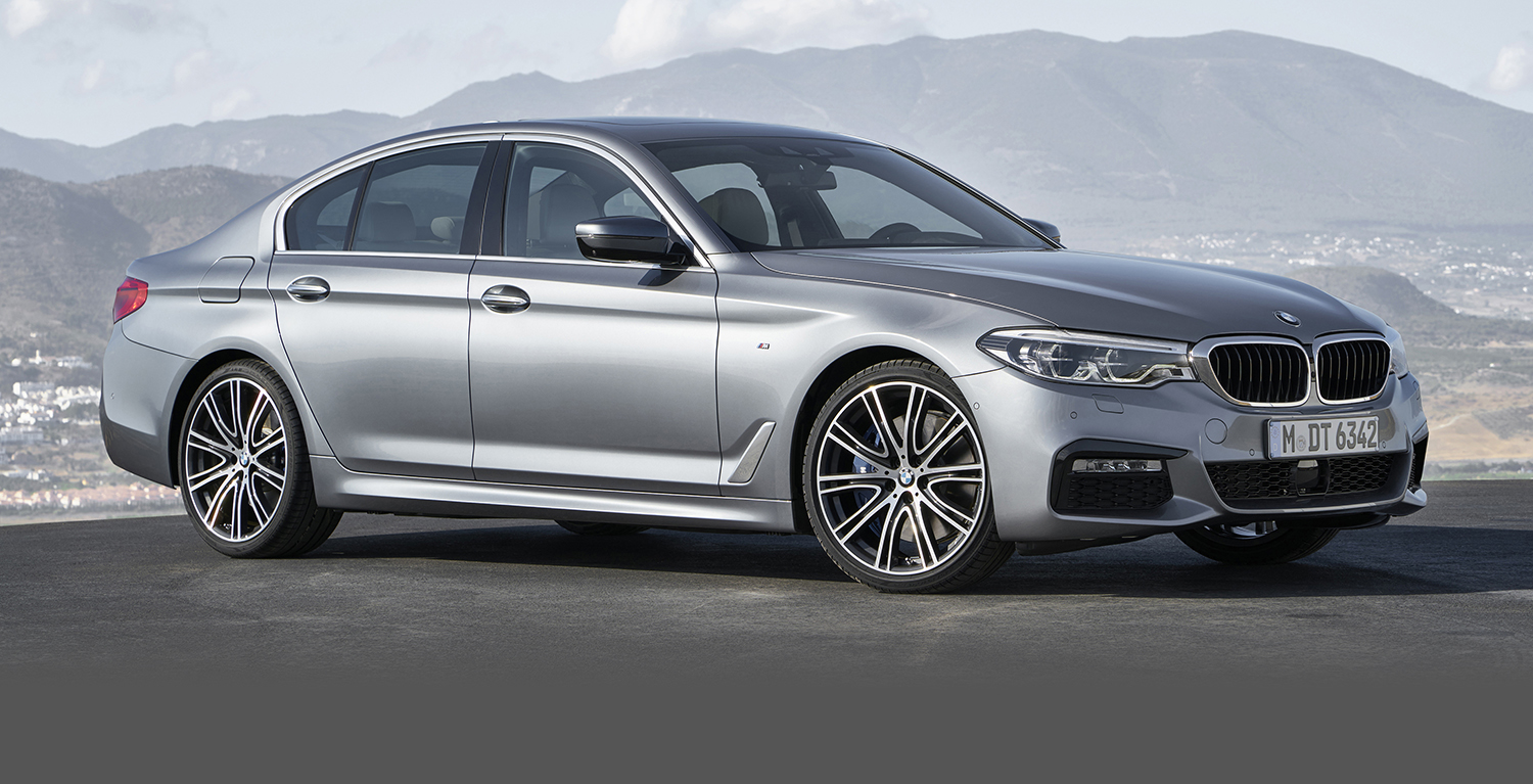 BMW 5-series photo 170334