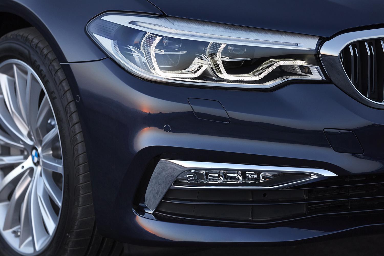 BMW 5-series photo 170336