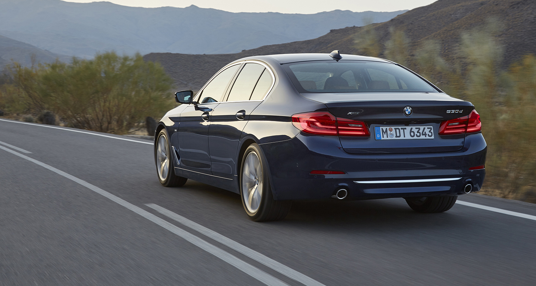 BMW 5-series photo 170342