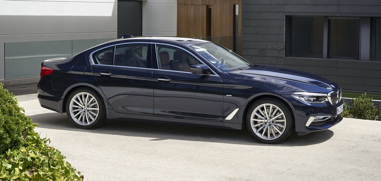 BMW 5-series photo 170348
