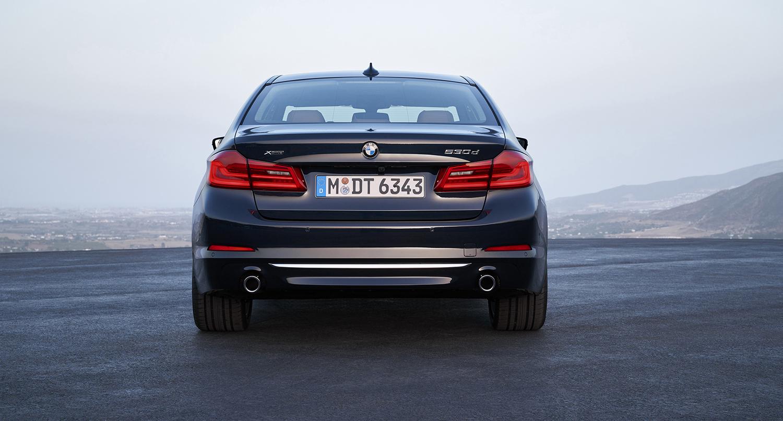 BMW 5-series photo 170349