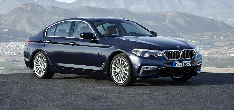 BMW 5-series photo 170351