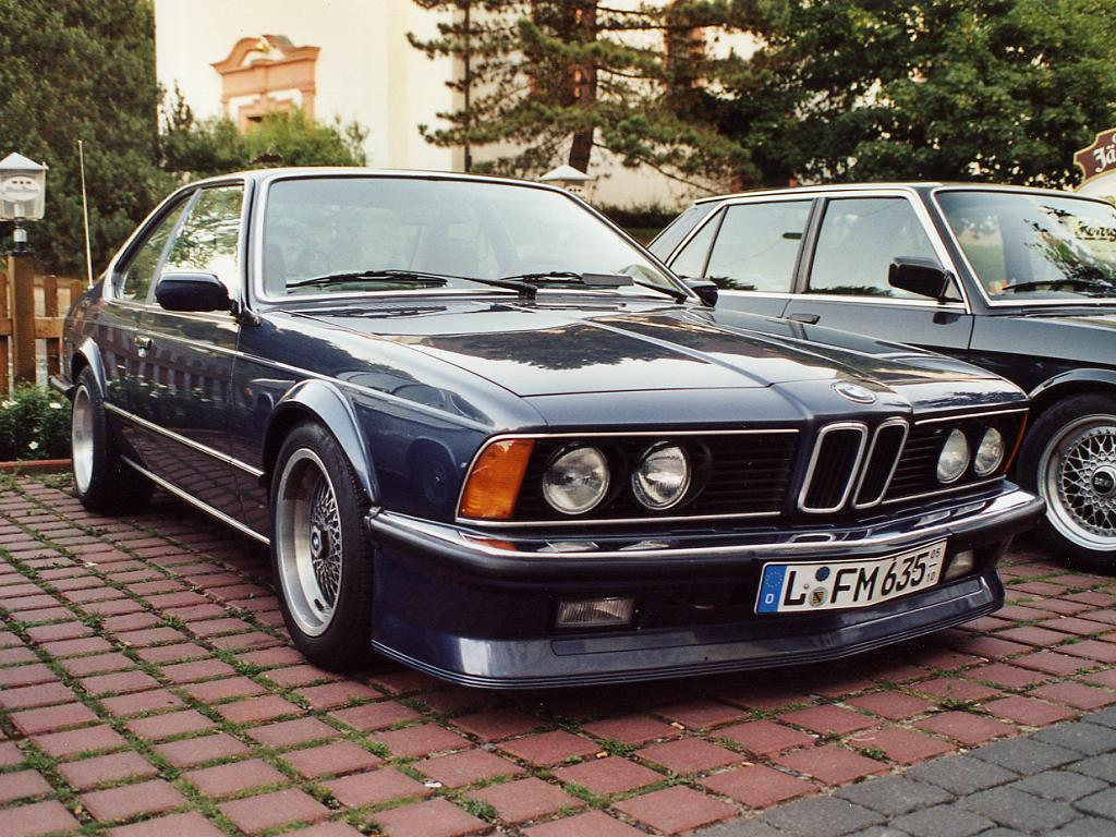 Bmw 6 Series E24 Photos Photogallery With 18 Pics