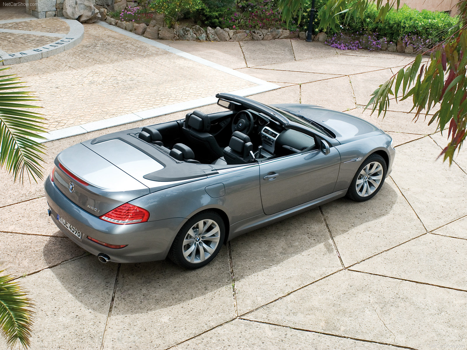 BMW 6-series E64 Convertible photo 45091