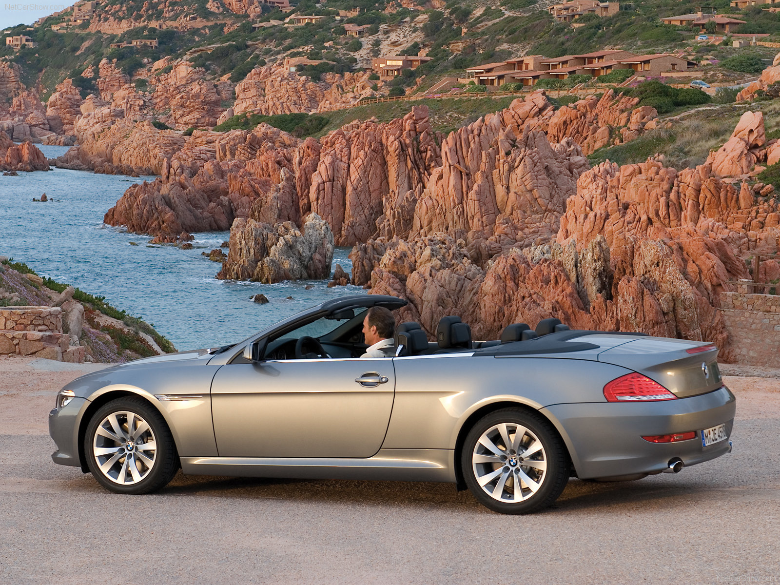 BMW 6-series E64 Convertible photo 45092