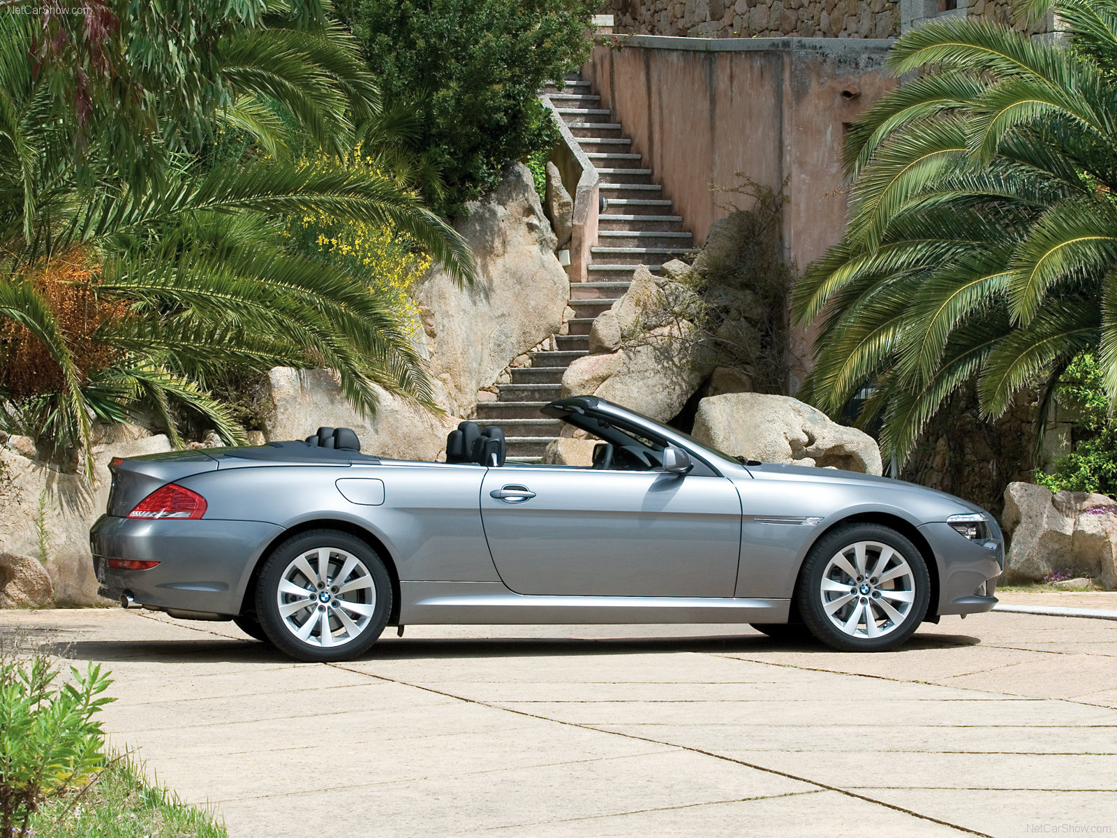 BMW 6-series E64 Convertible photo 45093