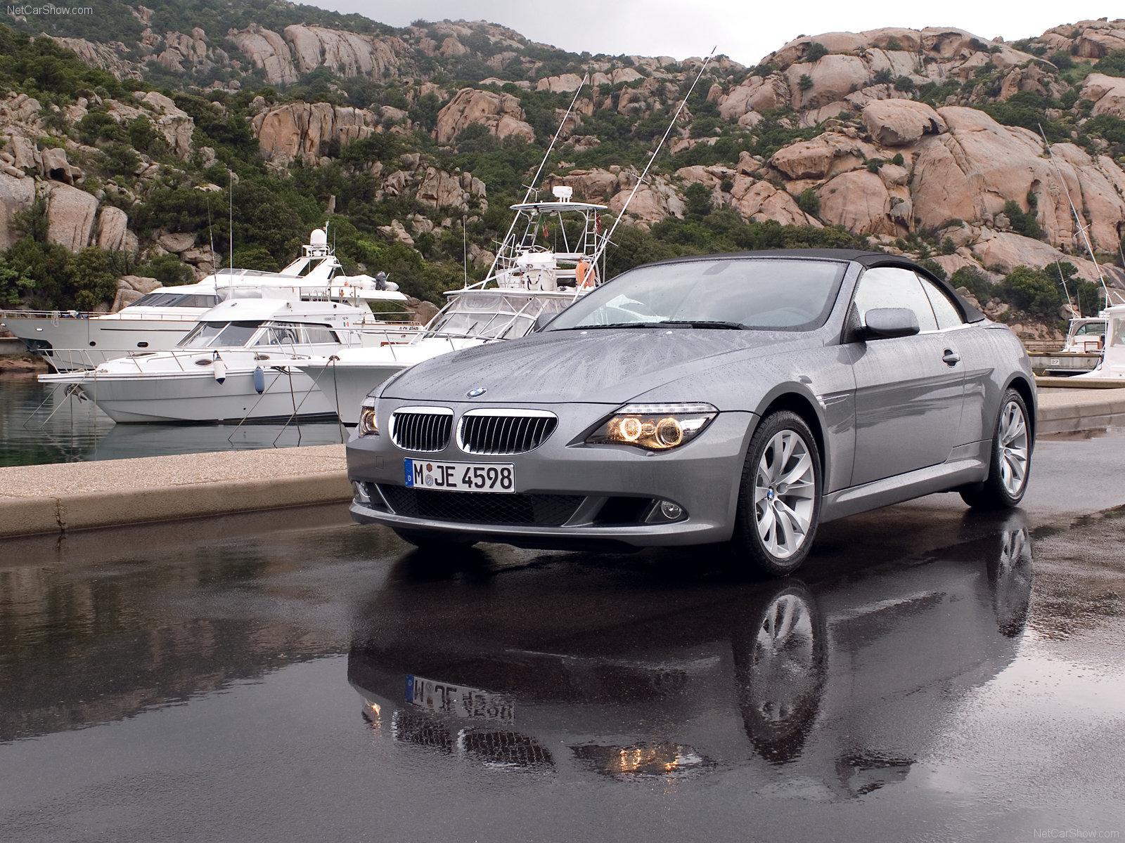 BMW 6-series E64 Convertible photo 45094