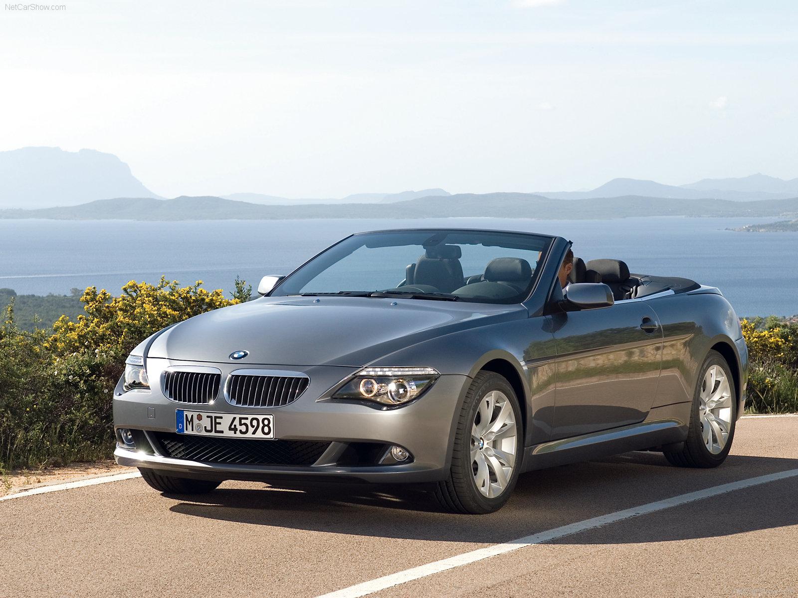 BMW 6-series E64 Convertible photo 45096