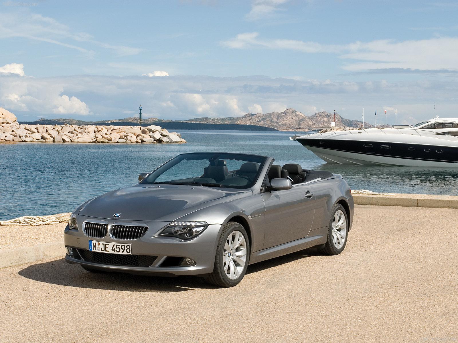 BMW 6-series E64 Convertible photo 45097