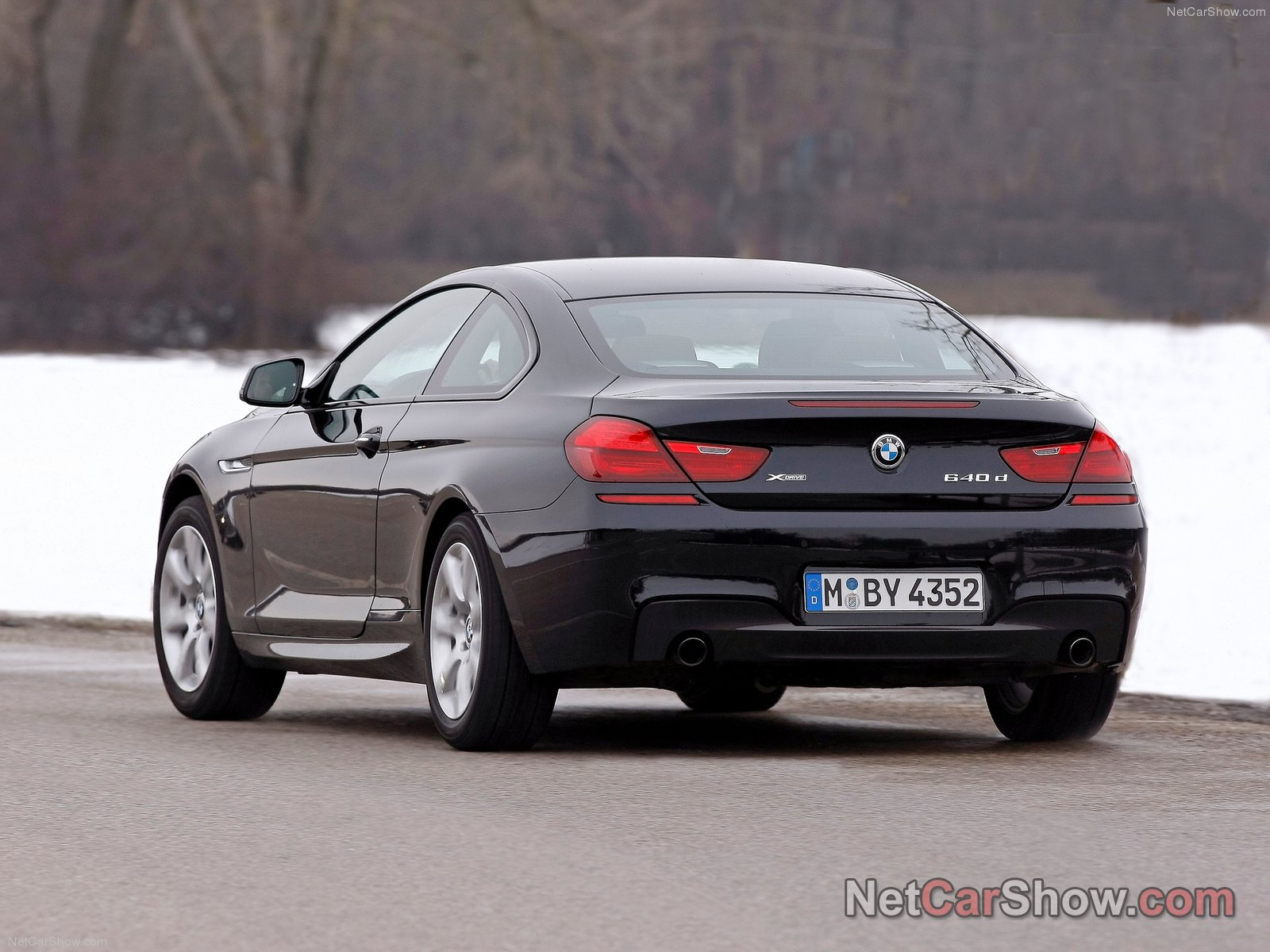 bmw 6 series f13 photos photogallery with 25 pics. Black Bedroom Furniture Sets. Home Design Ideas