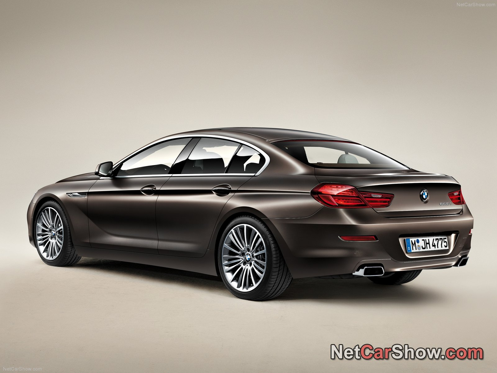 bmw 6 series gran coupe photos photo gallery page 8. Black Bedroom Furniture Sets. Home Design Ideas