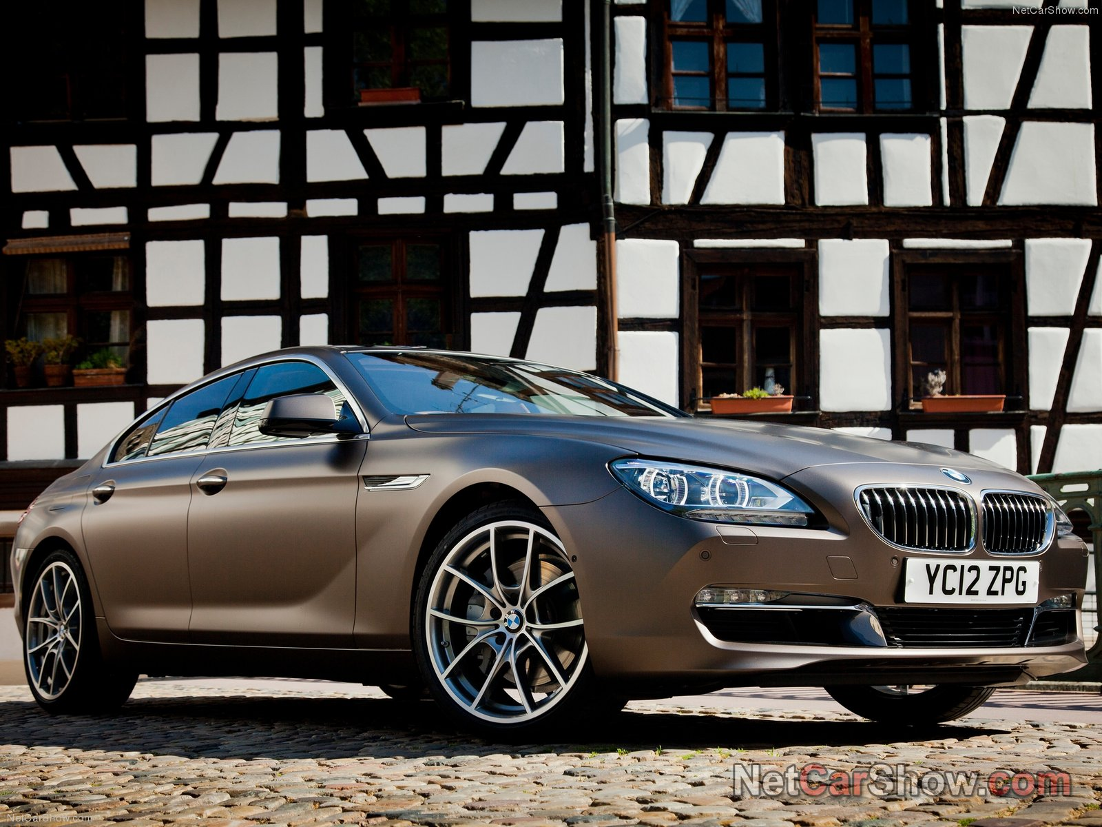 BMW 6-series Gran Coupe photo #92465