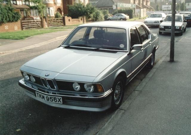 BMW 7-series E23 photos - PhotoGallery with 37 pics ...