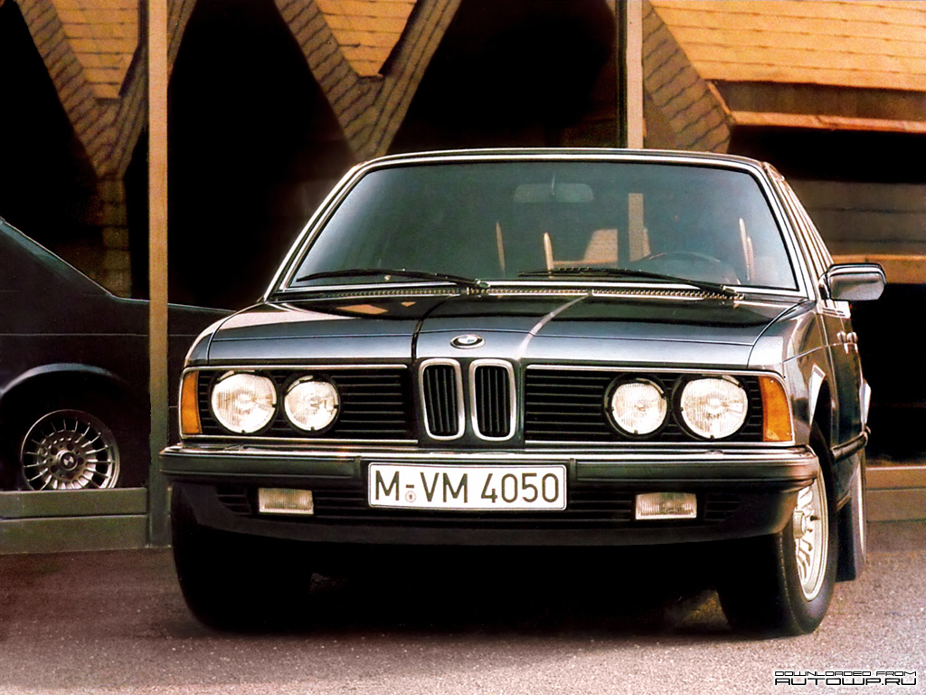 Bmw 7 Series E23 Photos Photogallery With 37 Pics