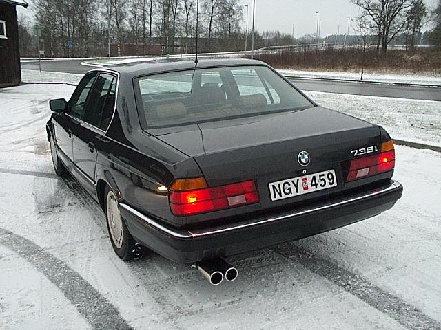 BMW e32 1986 по 1994