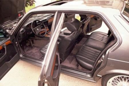 minichamps BMW 7 series e32