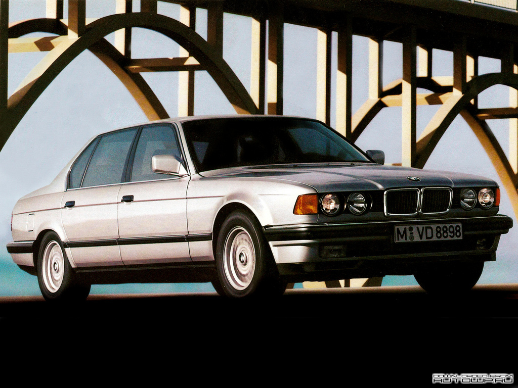 BMW 7-series E32 photos - PhotoGallery with 34 pics ...