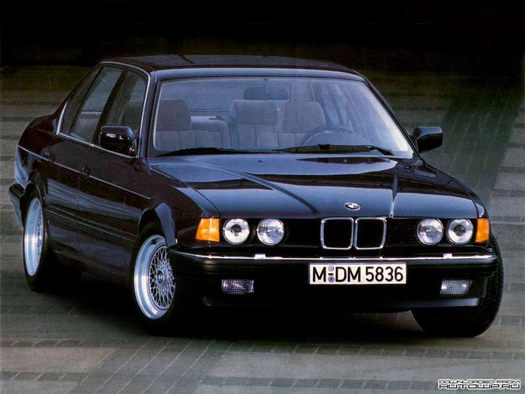 bmw 7 series e32 picture 62340 bmw photo gallery. Black Bedroom Furniture Sets. Home Design Ideas