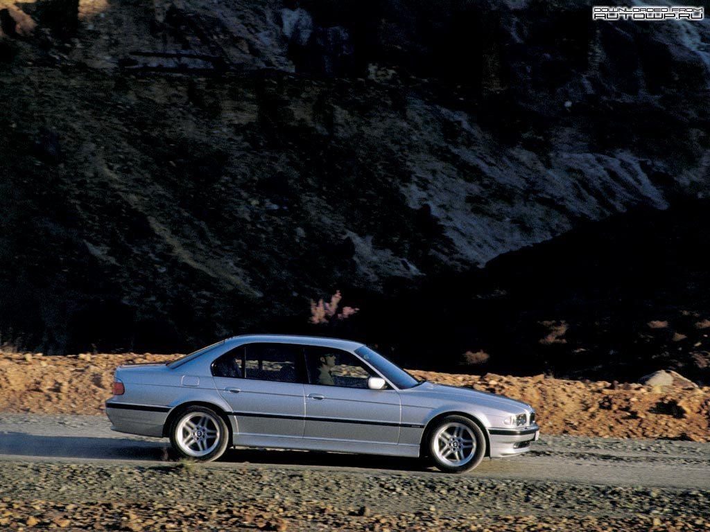 BMW 7 series e38 дром