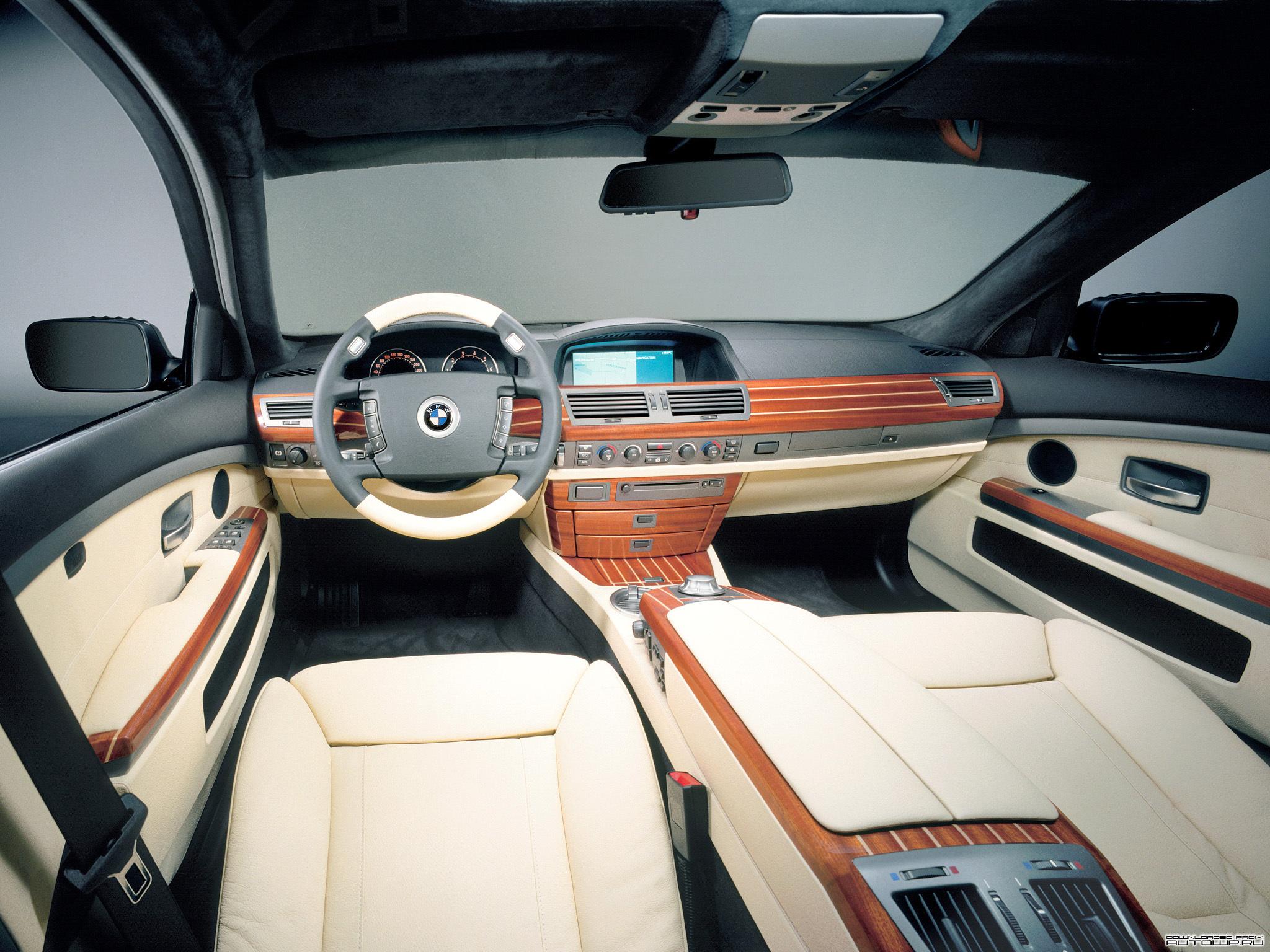 BMW 7 Series E65 E66 Photo 62559