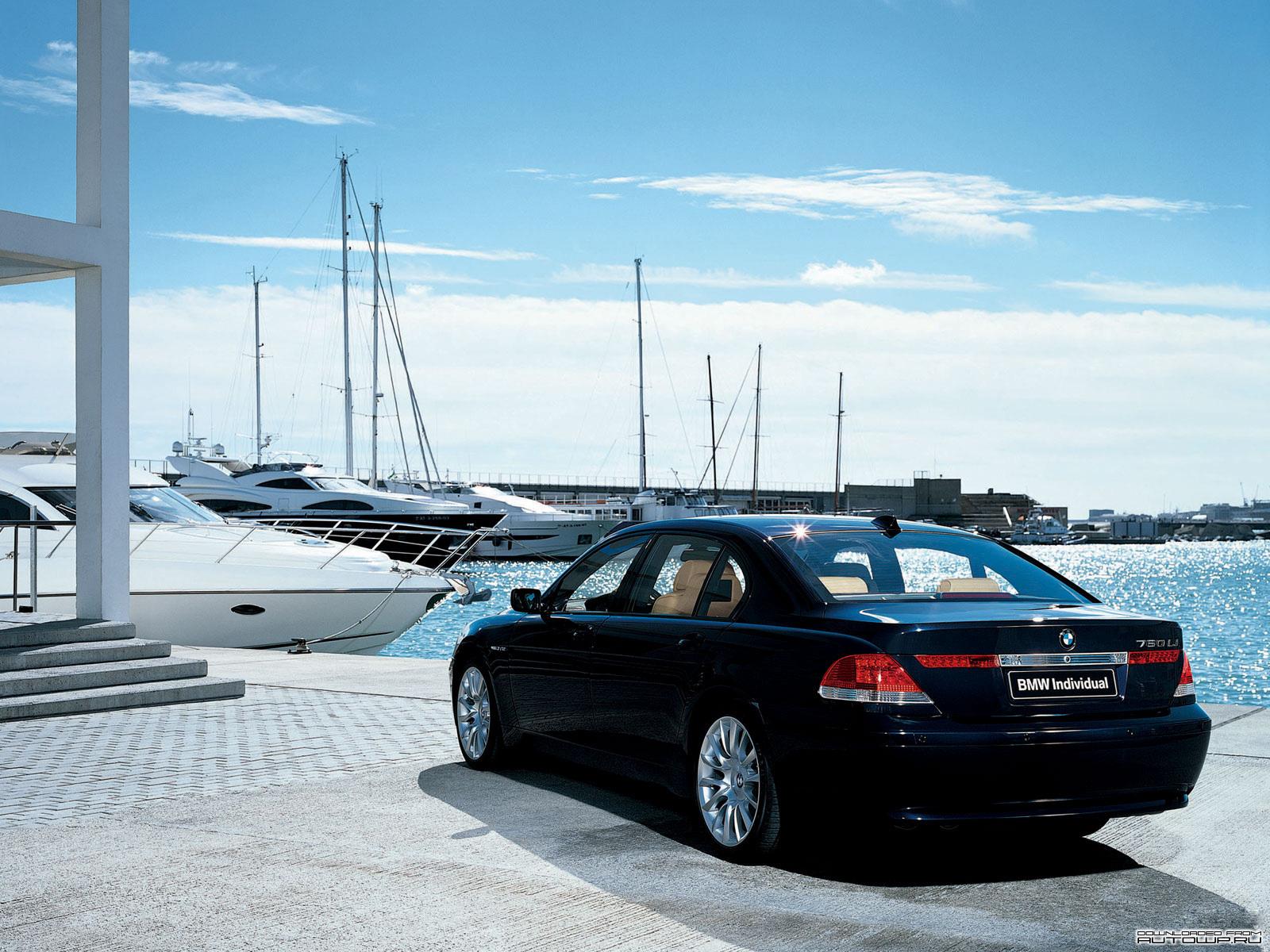 Rent A Car In Dubai >> BMW 7-series E65 E66 picture # 62609   BMW photo gallery ...