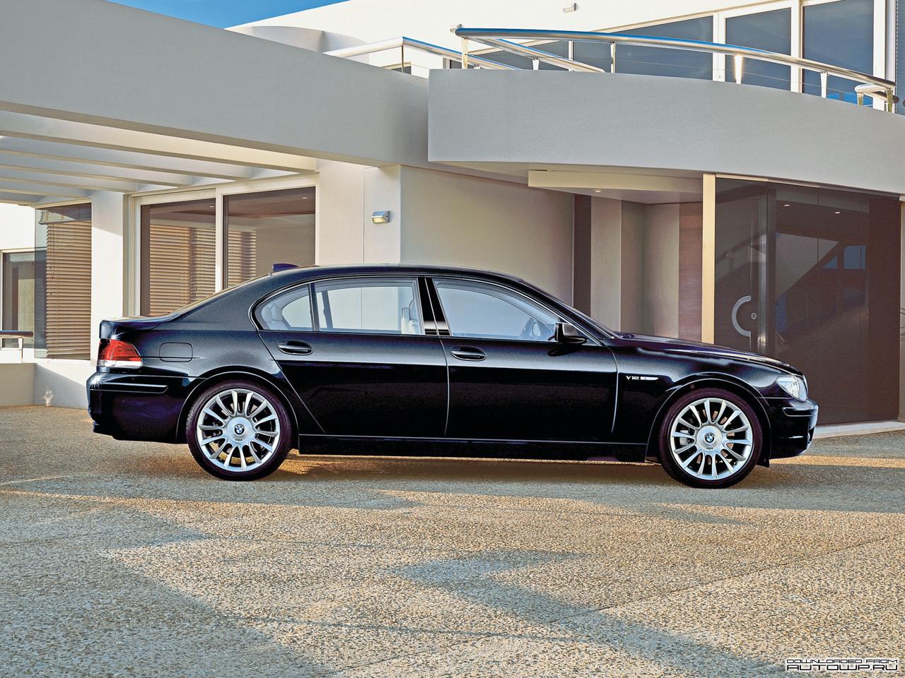 BMW 7-series E65 E66 photos - PhotoGallery with 109 pics ...