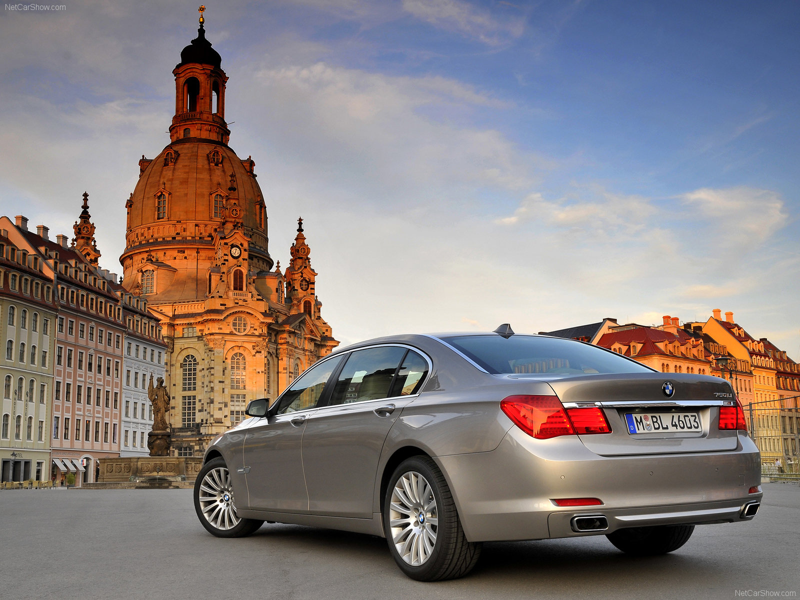 BMW 7-series F01 F02 photos - PhotoGallery with 120 pics ...