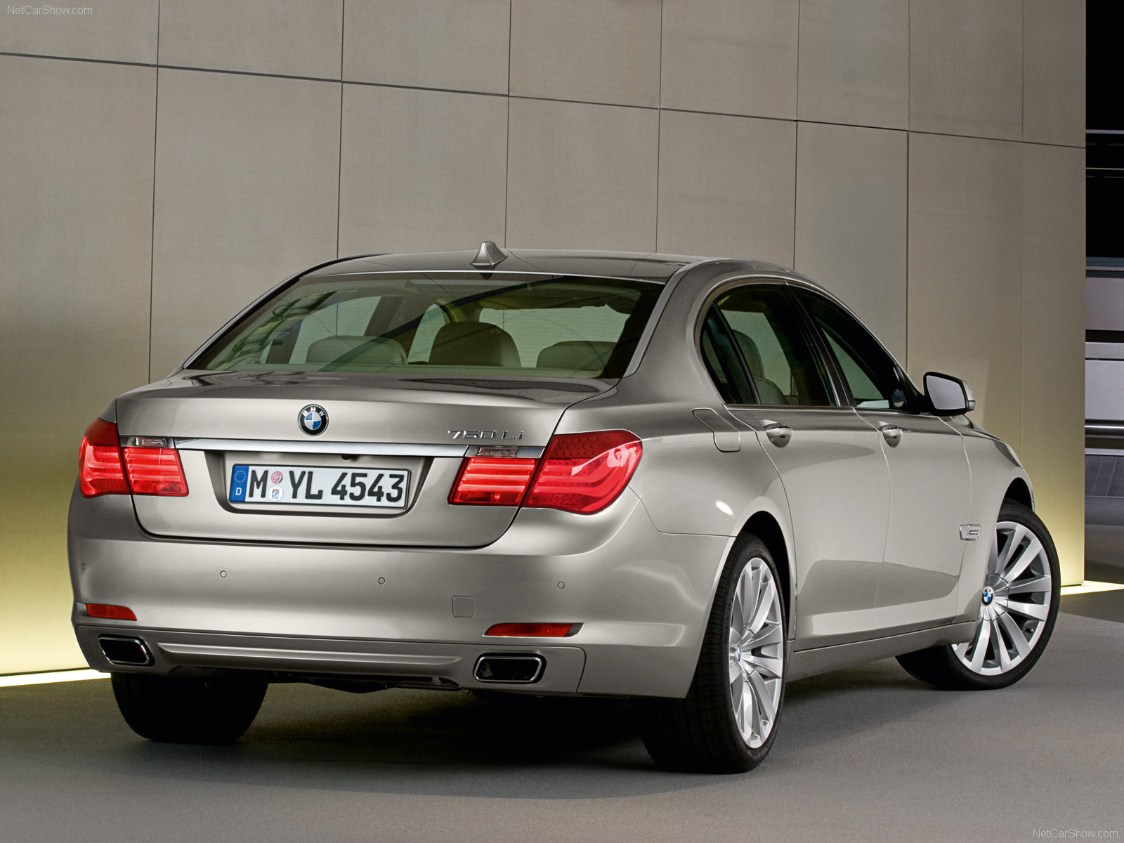 BMW 7-series F01 F02 picture # 62345 | BMW photo gallery ...