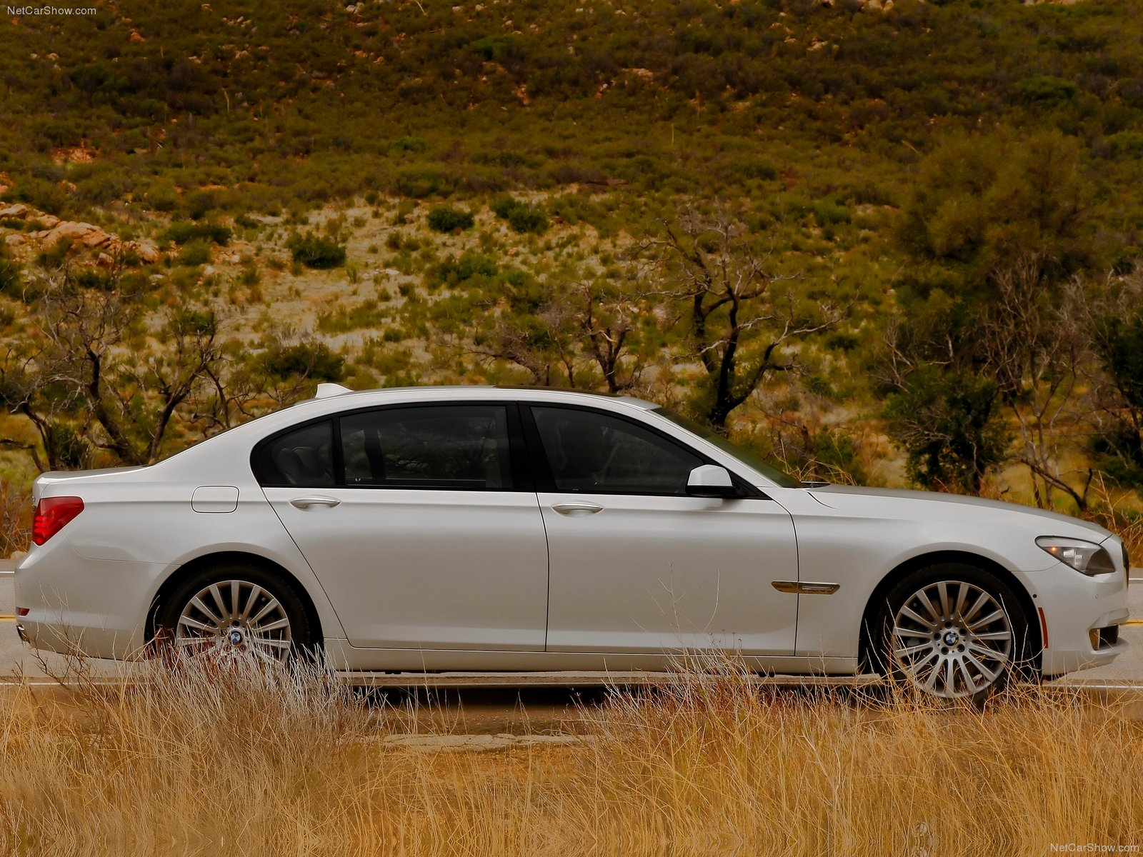 BMW 7-series F01 F02 picture # 81160 | BMW photo gallery ...