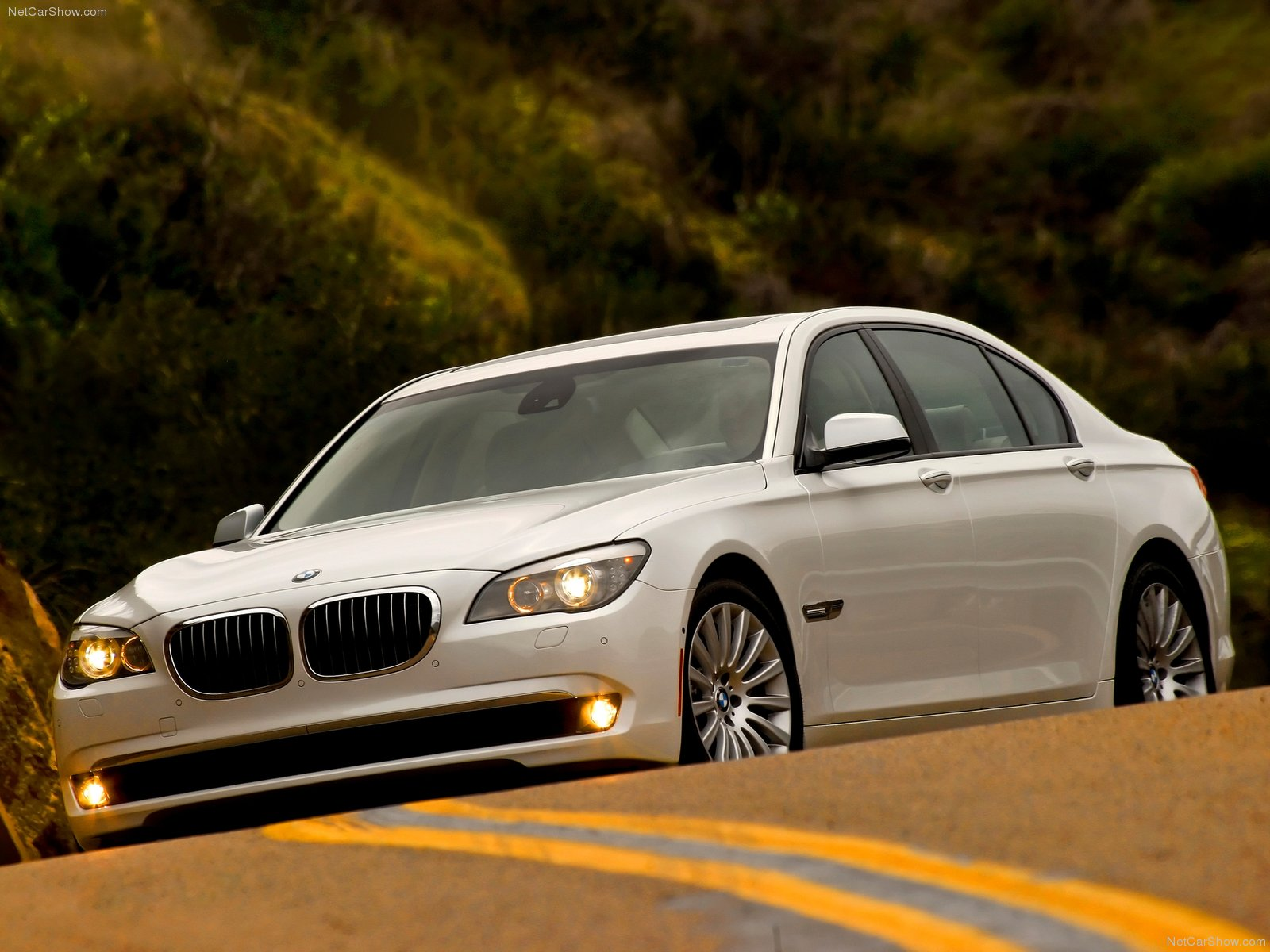 BMW 7-series F01 F02 picture # 81184 | BMW photo gallery ...