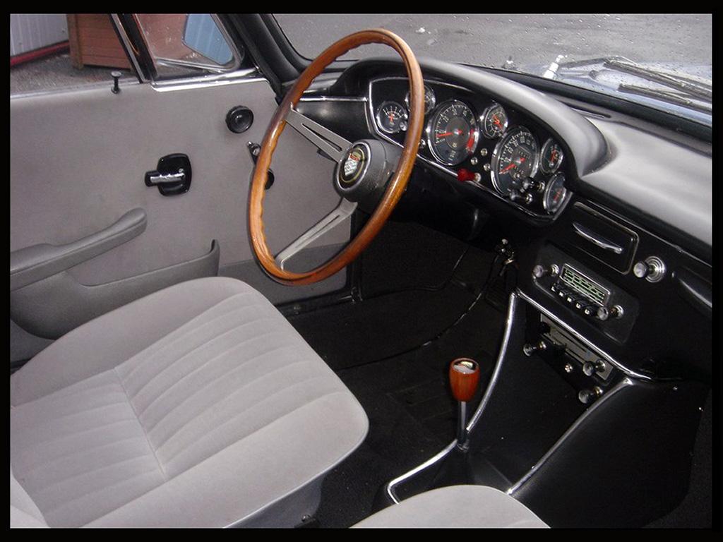 BMW Glas 3000 V8 Coupe photo #40719