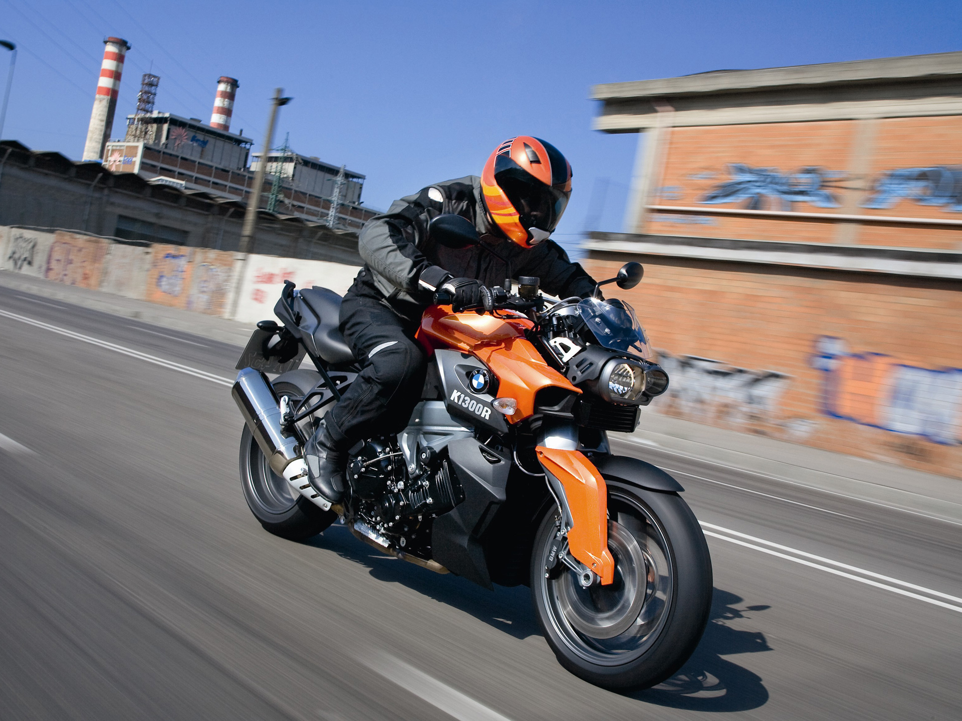 Bmw K1300r Photos Photogallery With 14 Pics Carsbase Com