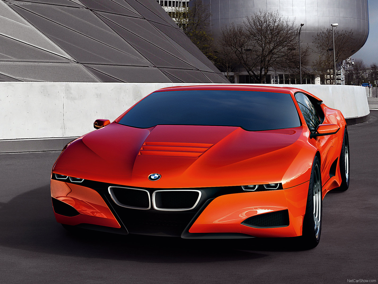 Bmw M1 Picture 54415 Bmw Photo Gallery Carsbase Com